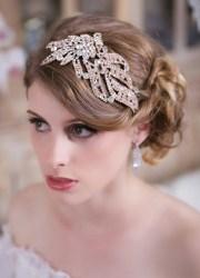 glam bridal hair accessories