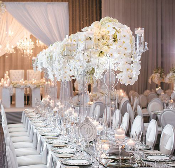 Sample Reception Room Layouts
