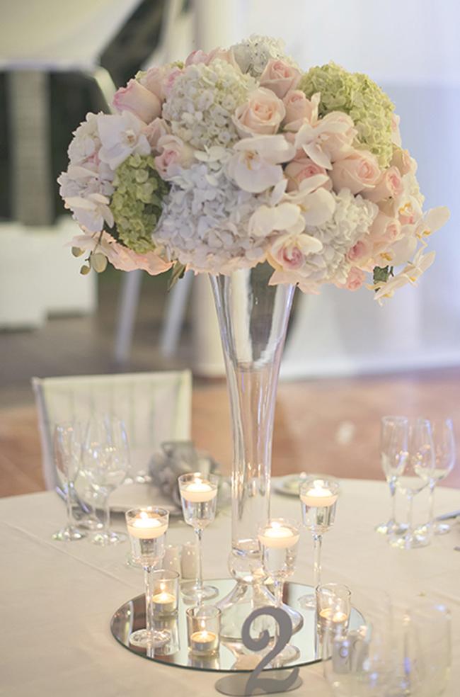 Elegant Centerpieces For Wedding