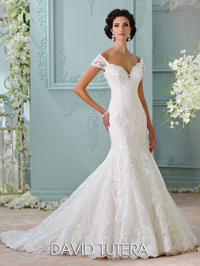2016 David Tutera Wedding Dresses Archives  Weddings
