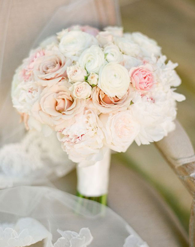 Blush Pink Bouquet _KT Merry Photography