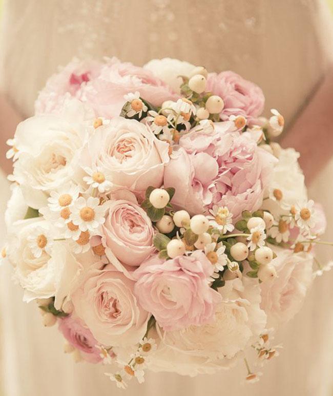 Blush Pink Wedding Bouquets Archives  Weddings Romantique