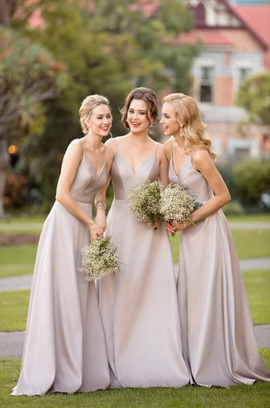 89b5e082c6c 2019 Summer Bridesmaids Dress Ideas. 2019 Summer Wedding Themes Weddings  Romantique