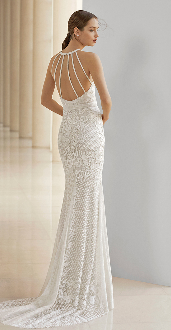 Destination Beach Wedding Dresses