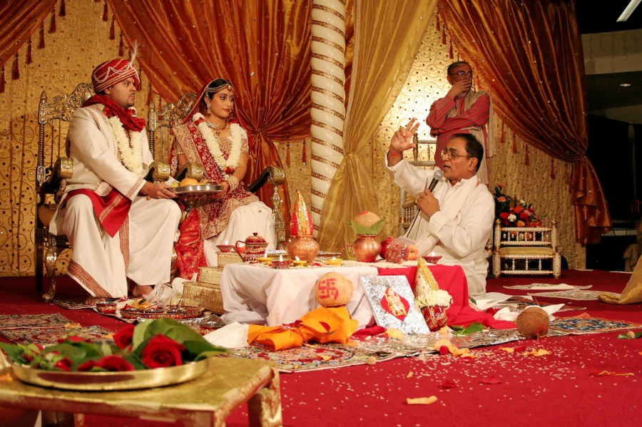 Wedding in the Style of India- Scenario14