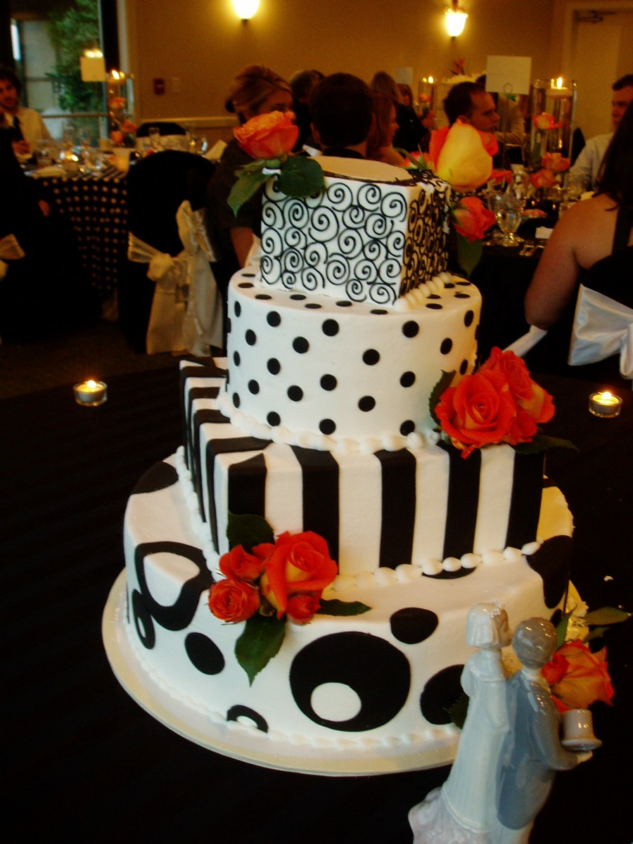 Top ten wedding cakes