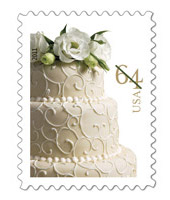 $0.64 Wedding Stamp
