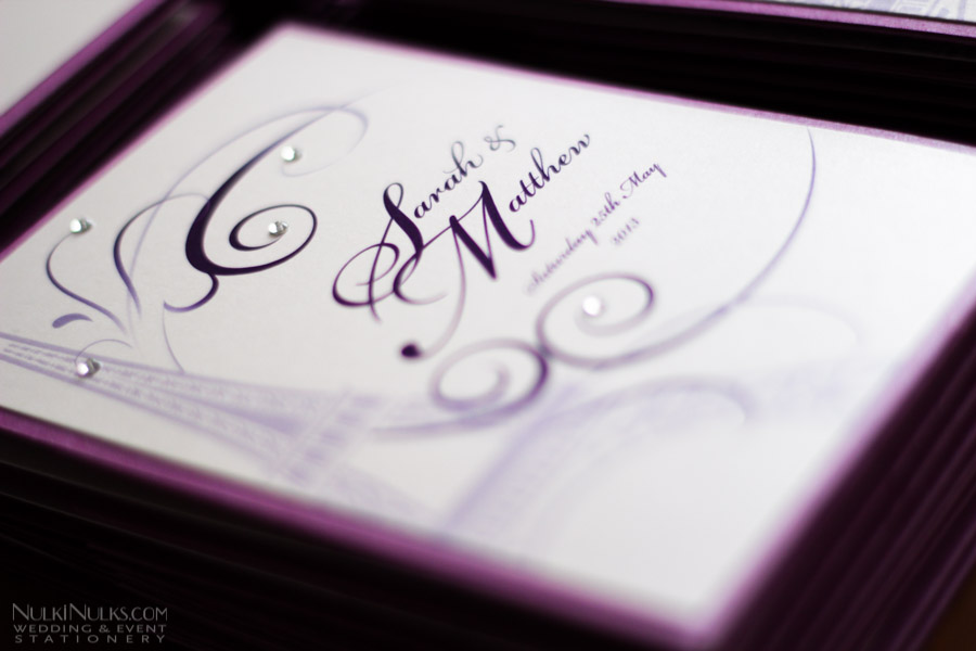 Paris Wedding Theme Stationery Suite  Real Weddings