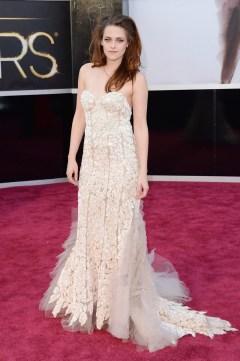 Kristen Stewart in Reem Acra