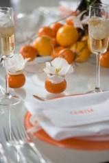 Centerpiece 1 Orange