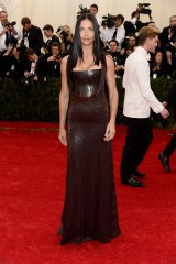 Adriana Lima in Givenchy Haute Couture by Riccardo Tisci