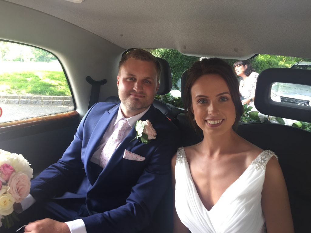 Victoria and Bradley Surprise Wedding