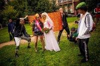 Carpet Munchers | Wedding Unveils - Funny Wedding Photos