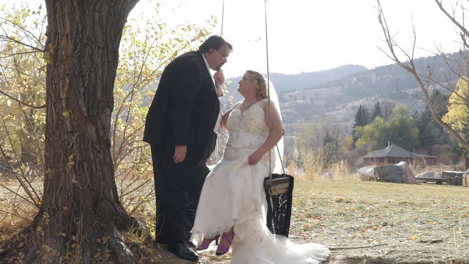 Math & Lora at Sylvan Dale Ranch | Loveland, CO