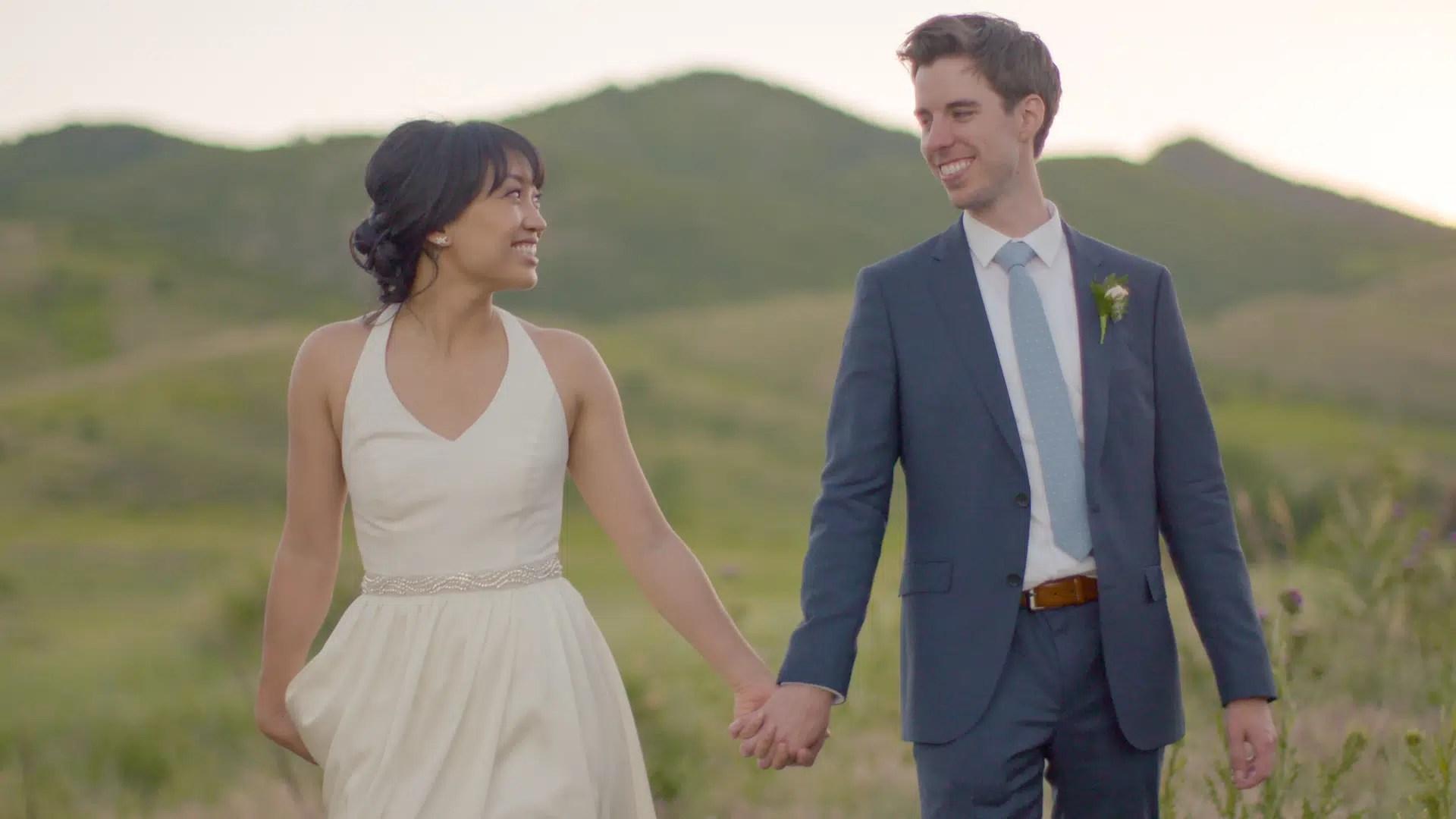 Stephanie & Matt | Wedding Highlights Video | The Manor House, Colorado