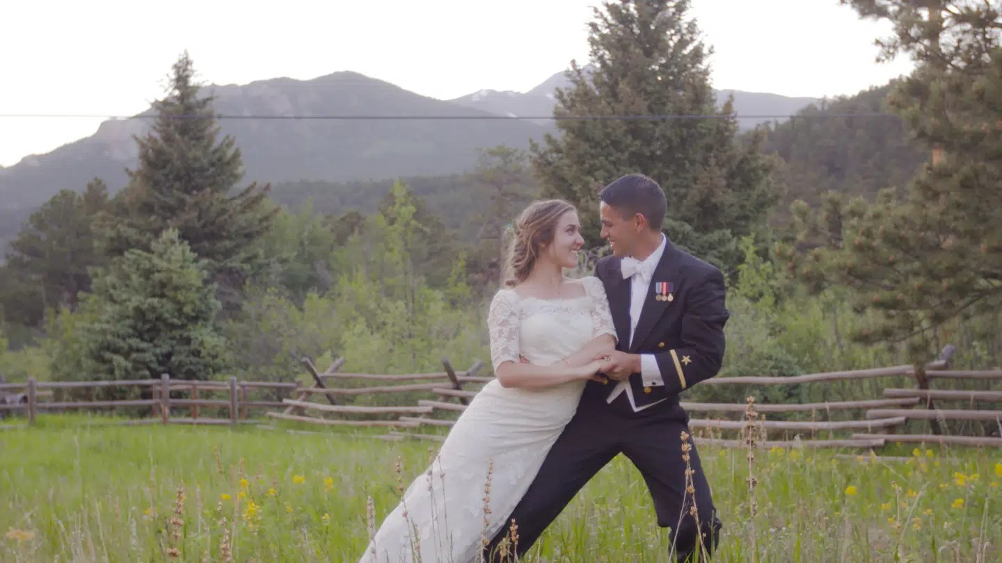 Stephen & Analyse Wedding @ Wild Basin Lodge, CO
