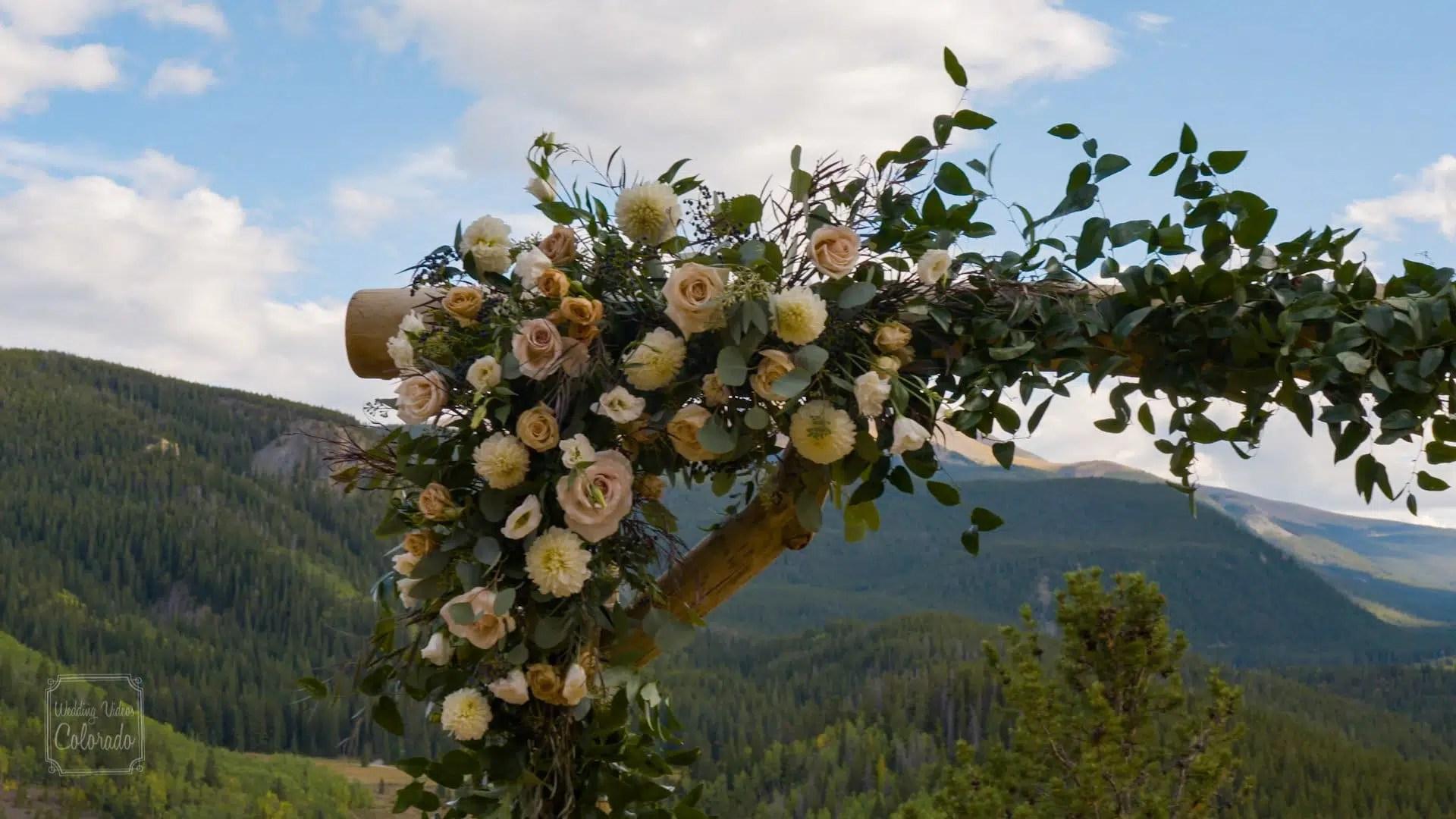 brandon jessi the lodge at breckenridge wedding still