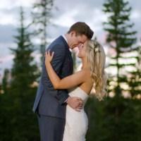 David & Taylor Wedding @ Breckenridge Nordic Center, CO