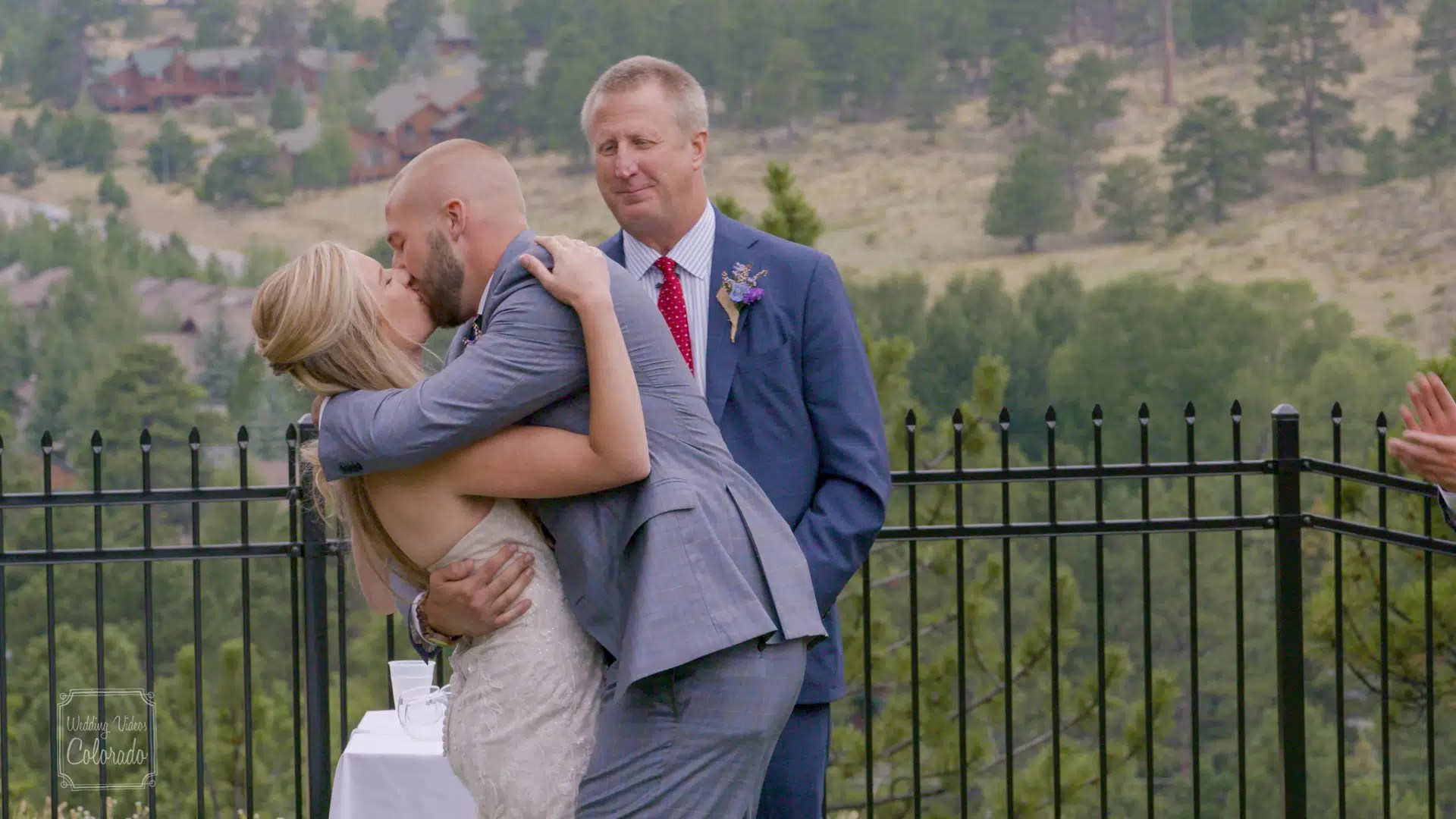 historic crags lodge estes park wedding