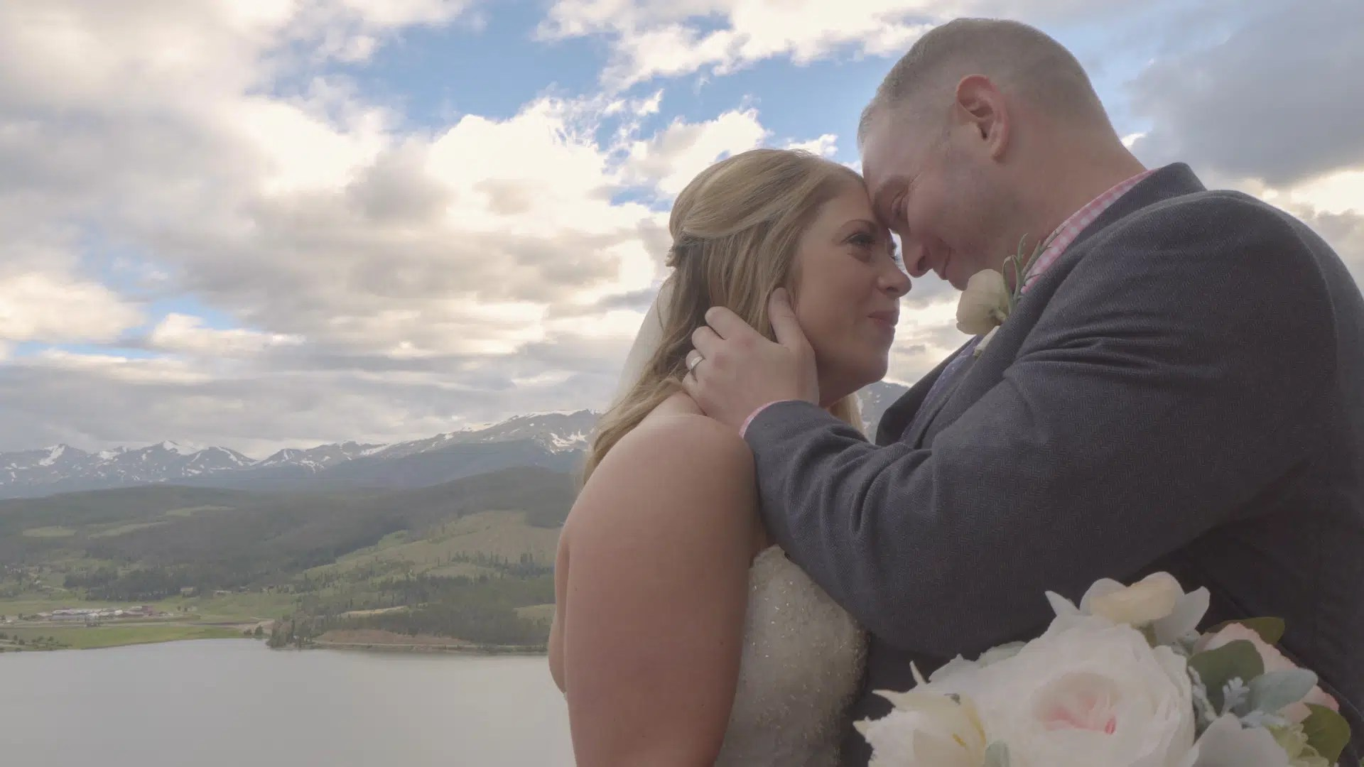 Andrew & Kylie Wedding @ Breckenridge, CO