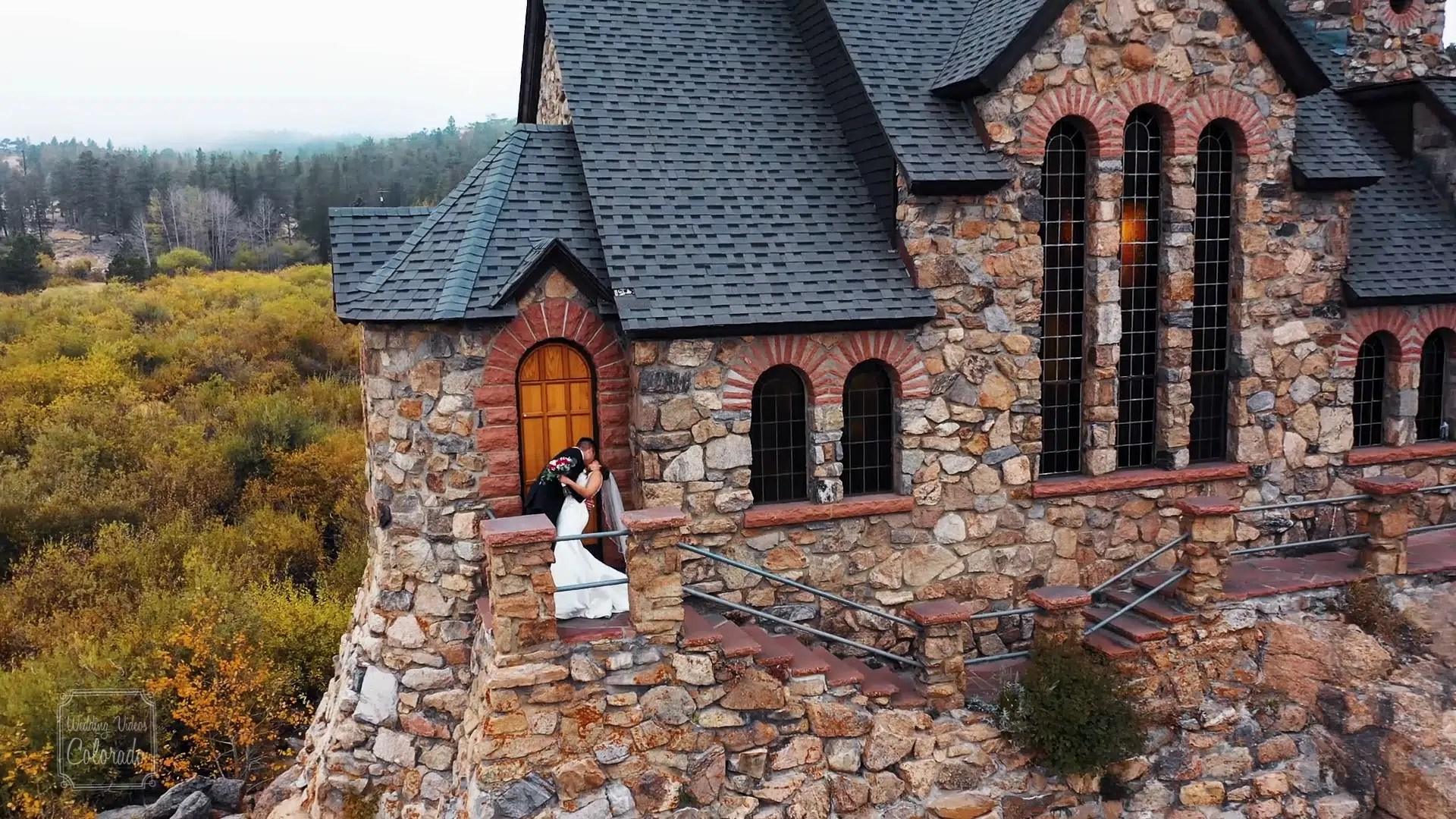 Estes Park Wedding Video