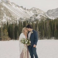 Joshua & Amber Elopement @ Rocky Mountain National Park