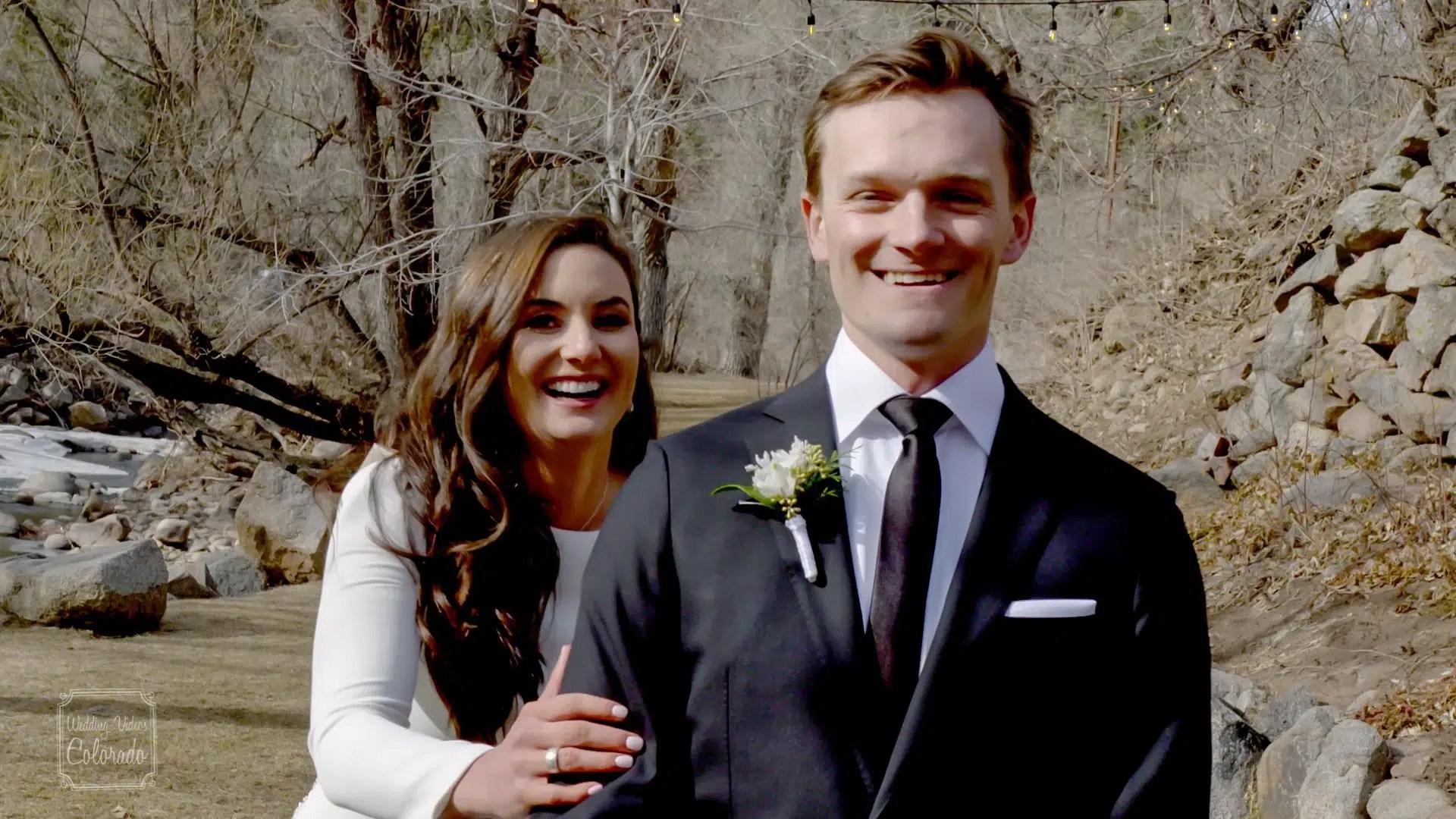 Trevor Molly Wedgewood Boulder Wedding Video Still