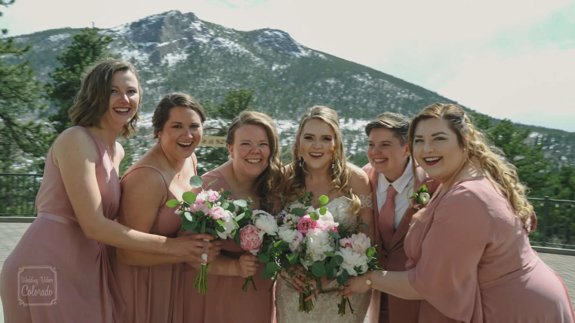 Ann Landon Della Terra mountain wedding