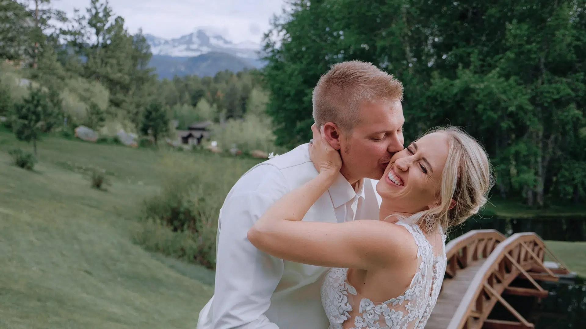Thomas & Becky at Black Canyon Inn, Estes Park