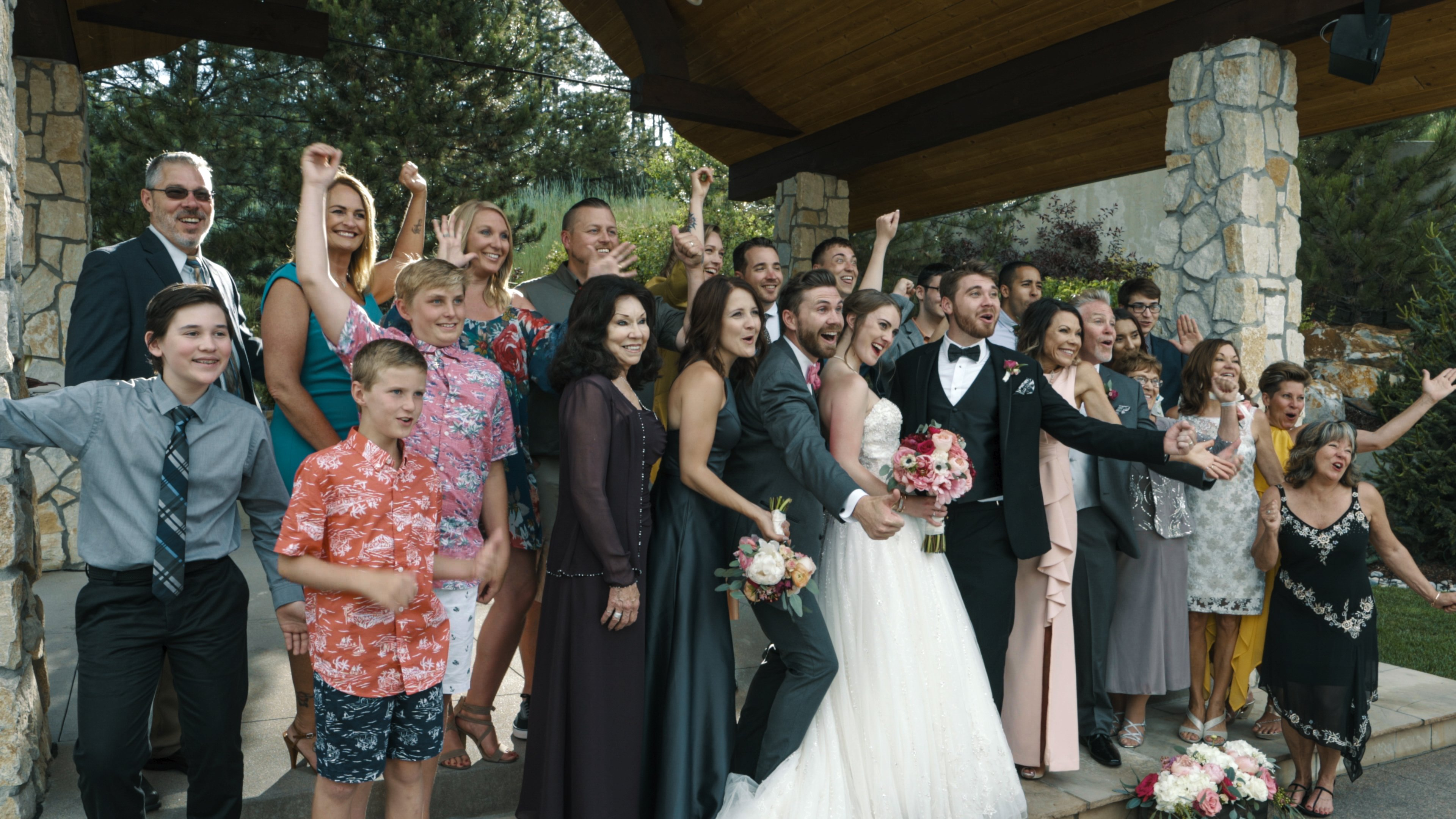 Carter & Lynnsey Cielo Castle Pines Wedding Videographer