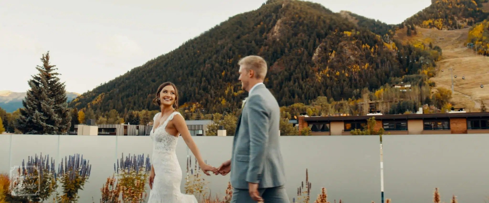 Neil Audrey Wedding Video Aspen Colorado