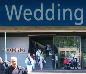 Foto: S+U Bahnhof Wedding