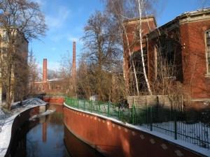 Romantische Ruinen: die Wiesenburg
