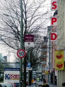 Der herbe Charme der südlichen Müllerstraße