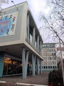 Musiktheater und Hochschulgebäude