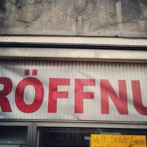 Permanenter Wechsel in der Müllerstraße