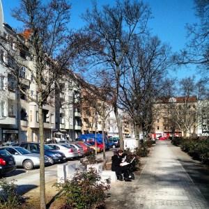Nazarethkirchstraße am Leopoldplatz