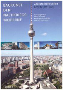 Buchcover Nachkriegsmoderne