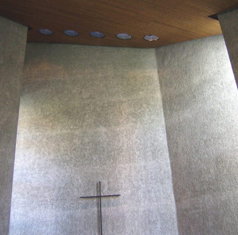 Die Dankeskirche (Quelle: E.Elfert)