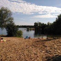 Raus aus'm Wedding: Flughafensee und Schäfersee