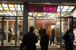 Besucher des CITY KINO WEDDING