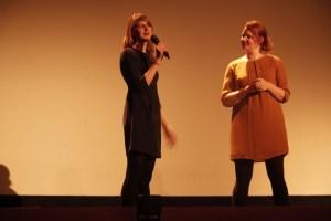 Kinobetreiberinnen Anne Lakeberg & Wiebke Wolter