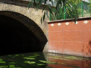 Ringbahnbrücke Panke