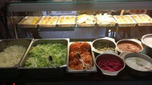 Falafel Phönicia Gemüse Zutaten