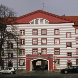 Schillerhof Aroser Allee