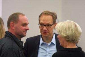 Carsten Spallek auf dem Wahlparteitag der CDU-MItte - Foto: Andrei Schnell