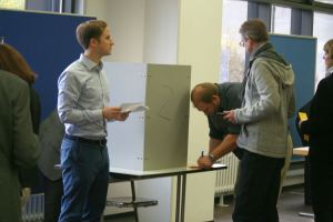 Wahlparteitag der CDU - Foto: Andrei Schnell
