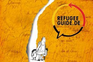 A5 großes Heft für die ersten Tage - Grafik Maren Amini