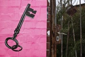 Der Schlüssel zur Kultur ... Foto: Arndt Beck/KulturLeben