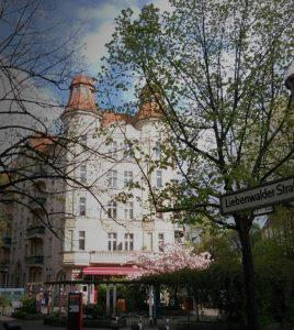 Schraders Liebenwalder Malplaquetstr